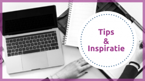 Tips en inspiratie
