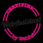 Certificaat Webassistent